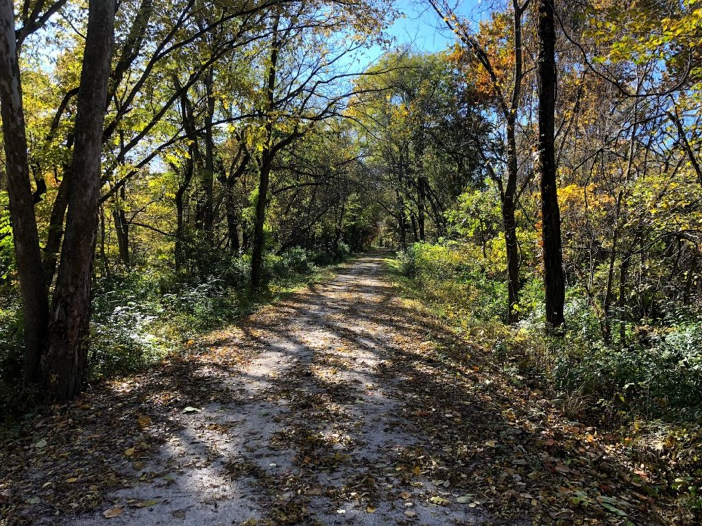 Katy Trail in Autumn