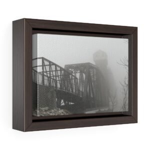 Katy Bridge Fog