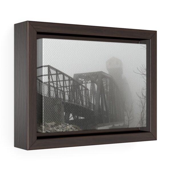 Katy Bridge Fog